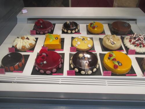 dessert romain antique